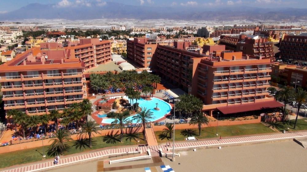 Hoteles con zona de juegos infantil en almer a provincia for Hoteles con piscina en almeria