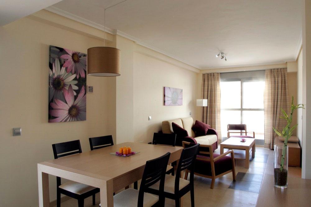 Apartamentos tur sticos marina del rey hotel en vera - Apartamentos turisticos cordoba espana ...