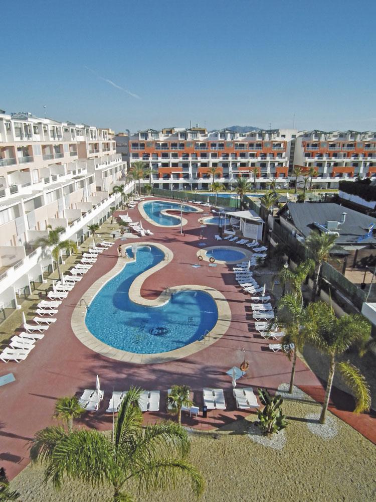 Apartamentos tur sticos marina del rey hotel en vera - Apartamentos marina rey vera booking ...