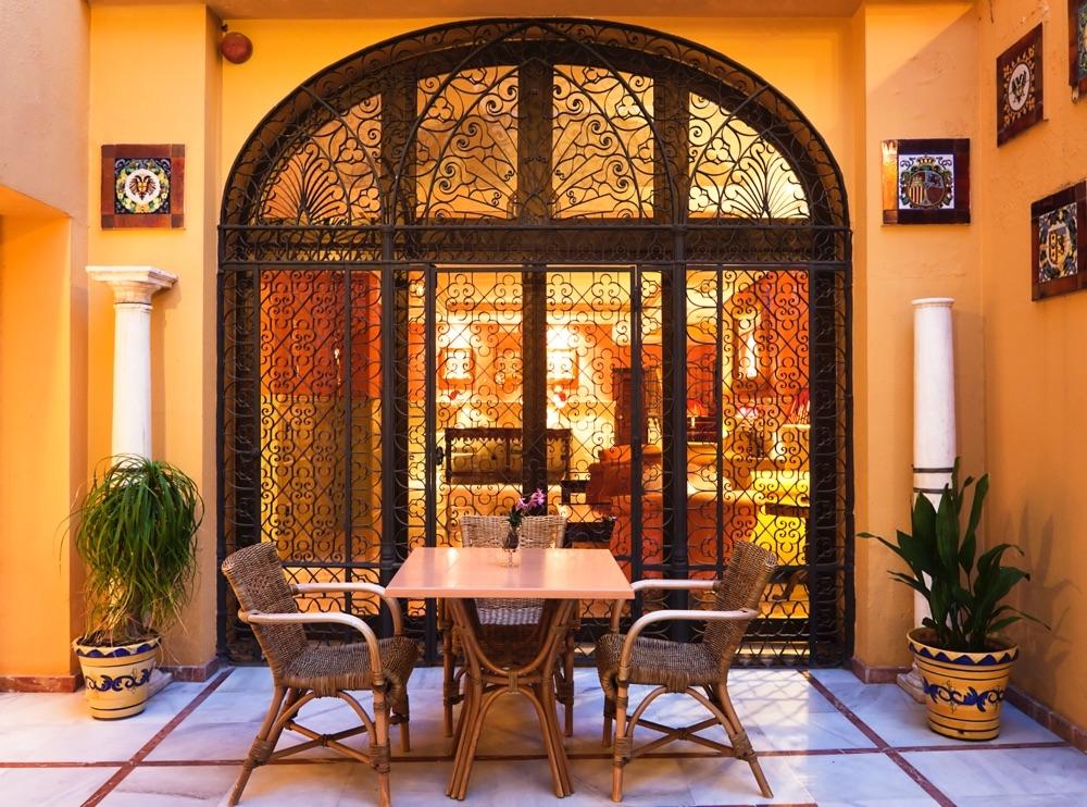 H10 corregidor boutique hotel hotel en sevilla viajes for Boutique hotel sevilla