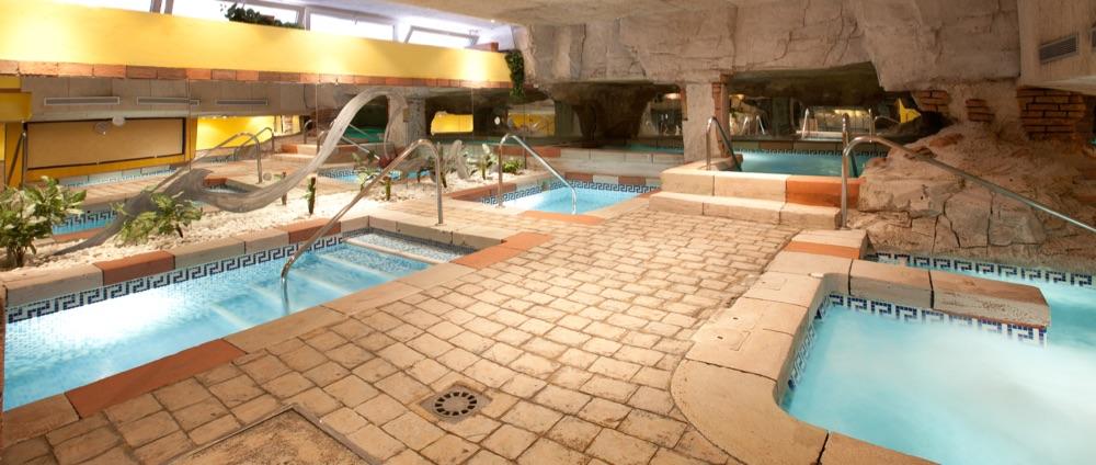 Senator cadiz spa hotel hotel en c diz viajes el corte for Piscina ciudad de cadiz