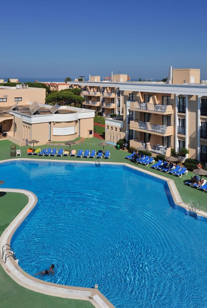 Sol sancti petri apartamentos hotel en chiclana de la frontera viajes el corte ingl s - Apartamentos en sancti petri cadiz ...