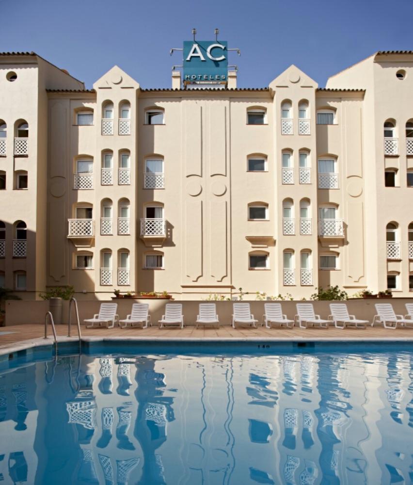Ac hotel la linea by marriott hotel en la l nea de la concepci n viajes el corte ingl s - Casas embargadas en la linea dela concepcion ...