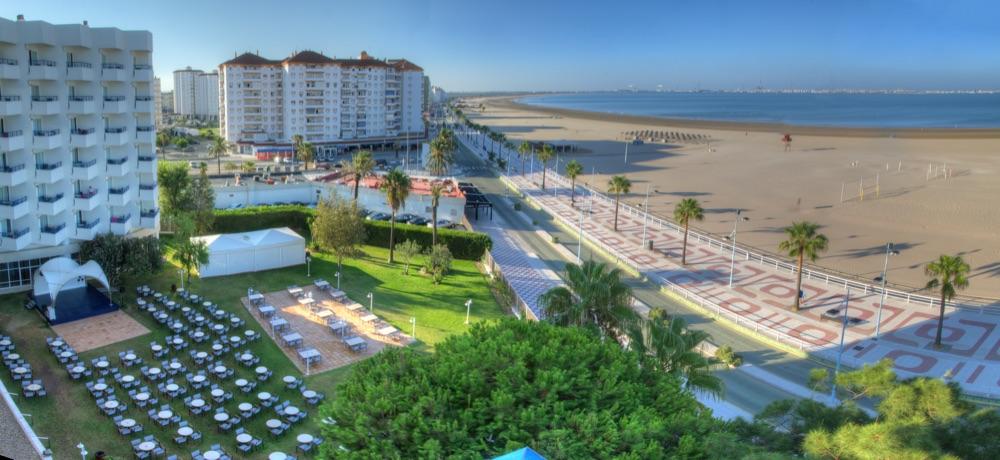 Hotel puertobah a spa hotel en el puerto de santa mar a viajes el corte ingl s - Hoteles puerto de santa maria cadiz ...