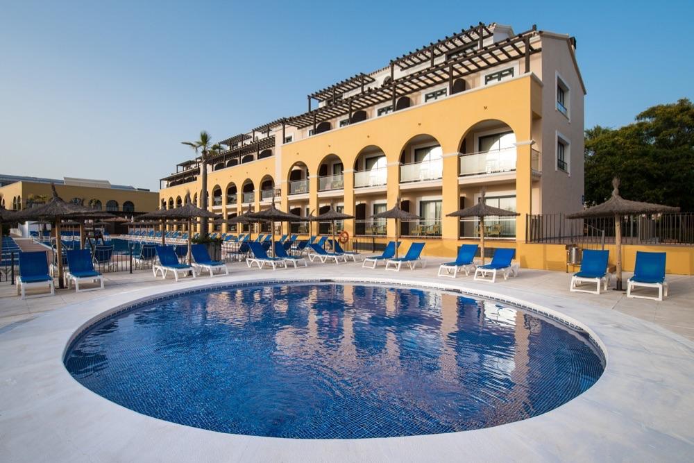 Barcel costa ballena golf spa hotel en rota viajes el corte ingl s - Hoteles barcelo en madrid ...