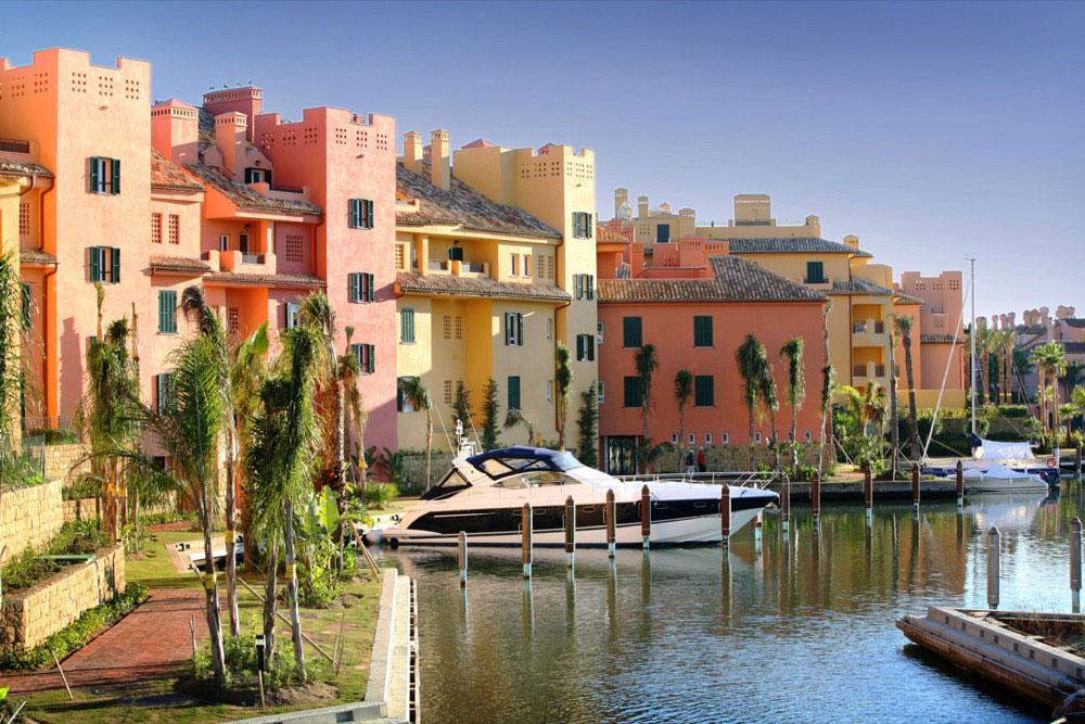 Ofertas de hoteles en sotogrande espa a viajes el corte for Hoteles recomendados en madrid