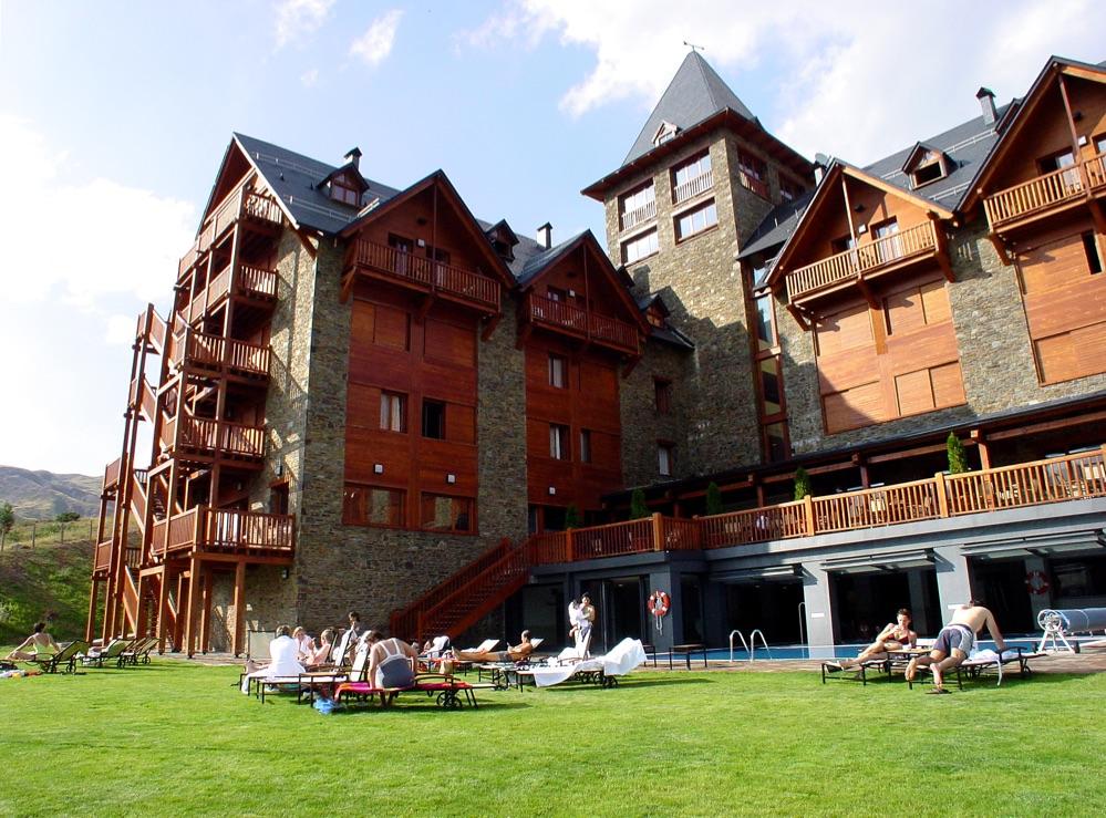 hoteles con spa en pirineo aragon s espa a viajes el