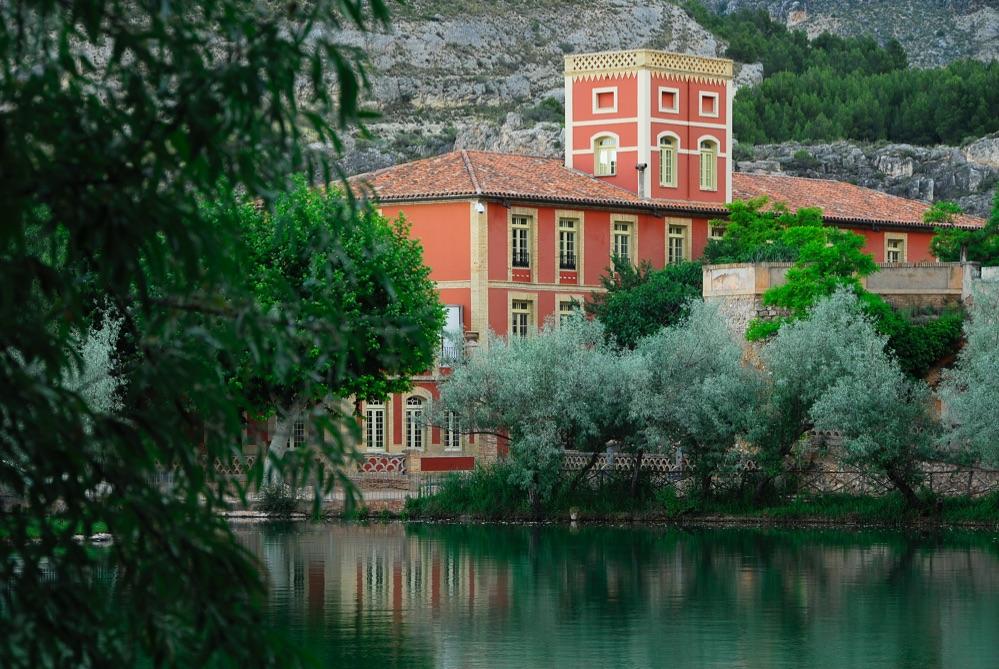 Hoteles spa relax en zaragoza provincia espa a for Hoteles familiares en zaragoza capital