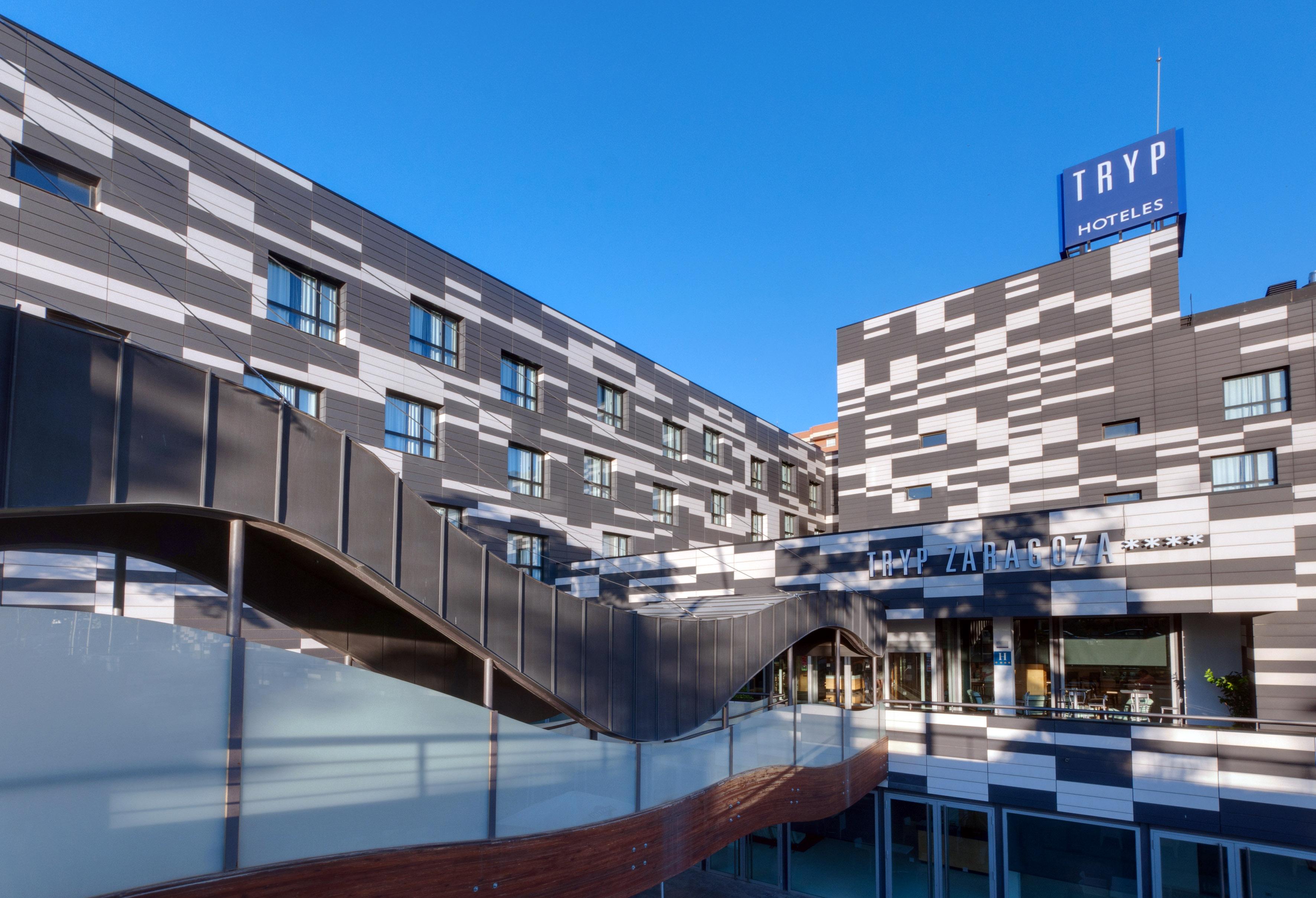 Tryp Zaragoza Hotel Hotel En Zaragoza Viajes El Corte