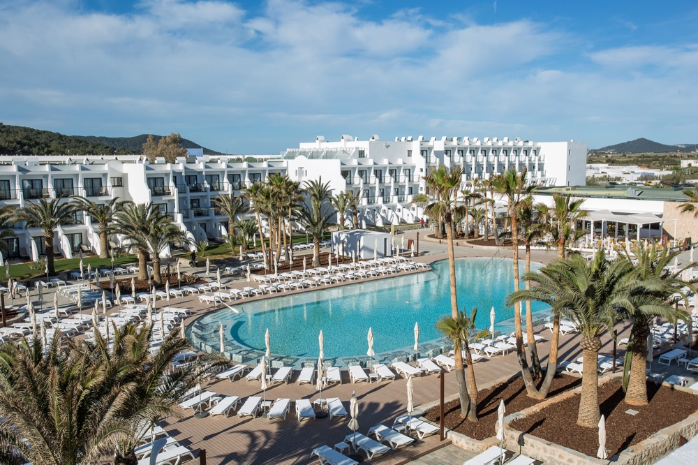 Hoteles 5 estrellas en ibiza isla viajes el corte ingl s - Hoteles 5 estrellas ibiza ...