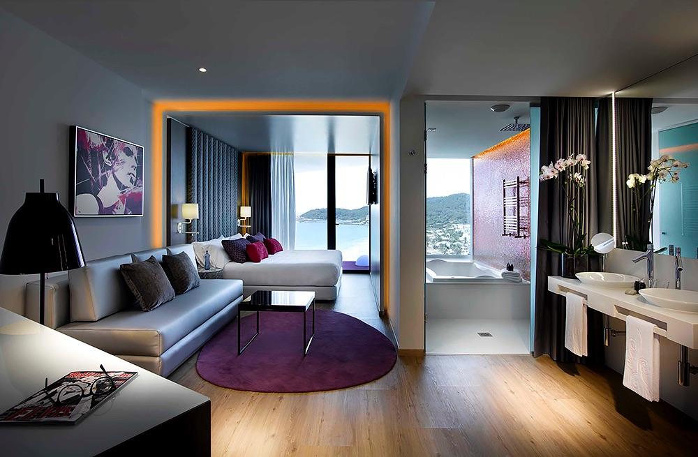 Hard rock hotel ibiza hotel en playa d 39 en bossa viajes for Hotel design genes