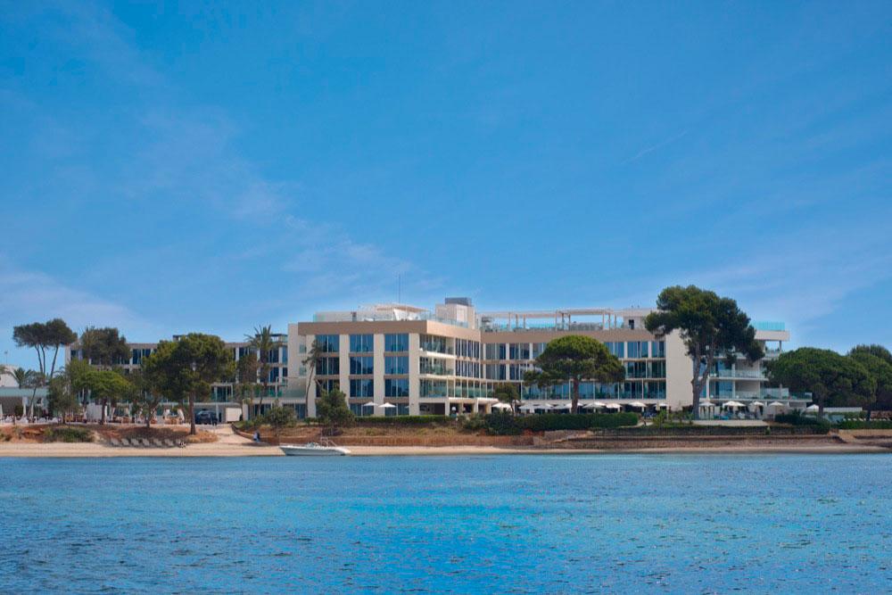 Hoteles 5 estrellas en ibiza isla espa a viajes el for Hoteles recomendados en madrid