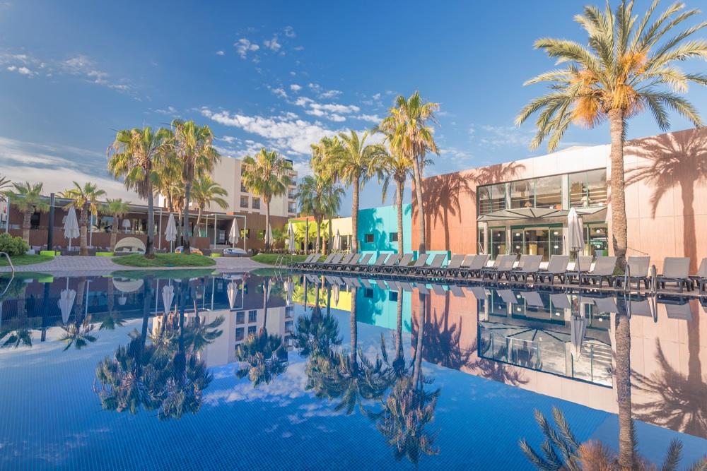 Occidental Ibiza, hotel en Sant Josep De Sa Talaia ...