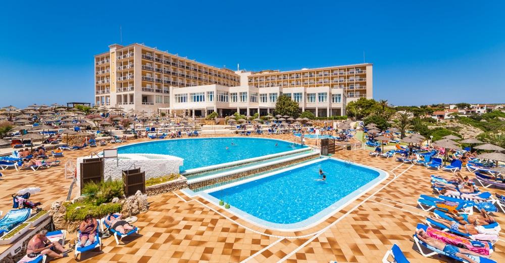 Hotel Globales Almirante Farragut Hotel En Cala En Forcat