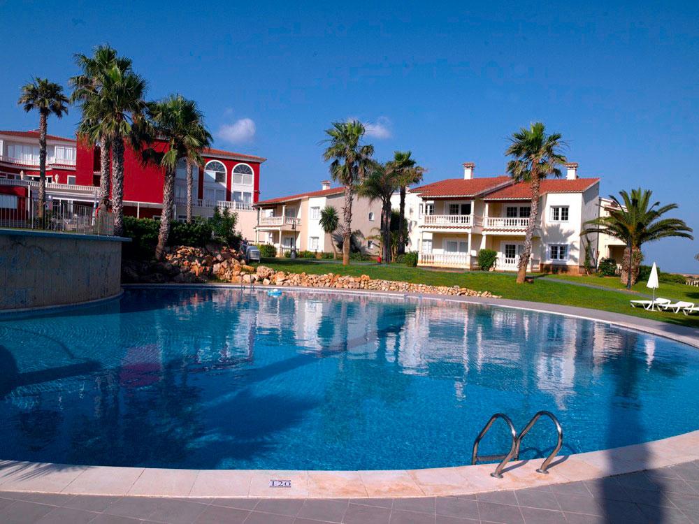 Hg jardin de menorca hotel en son bou viajes el corte for Hg jardin de menorca
