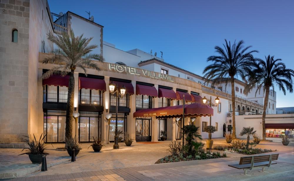 Hotel Villamil Paguera Mallorca