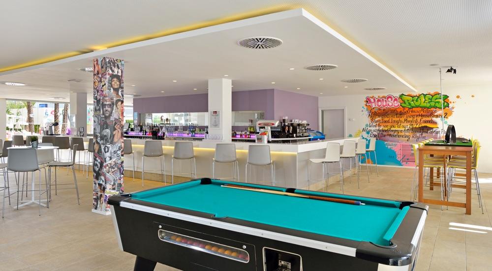 Sol house the studio calvi beach hotel en magaluf for El corte ingles madrid sol