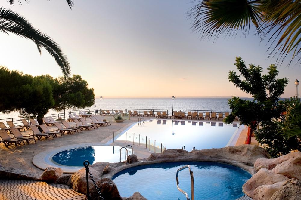 Barcelu00f3 Illetas Albatros - Adults only, hotel en Illetas ...