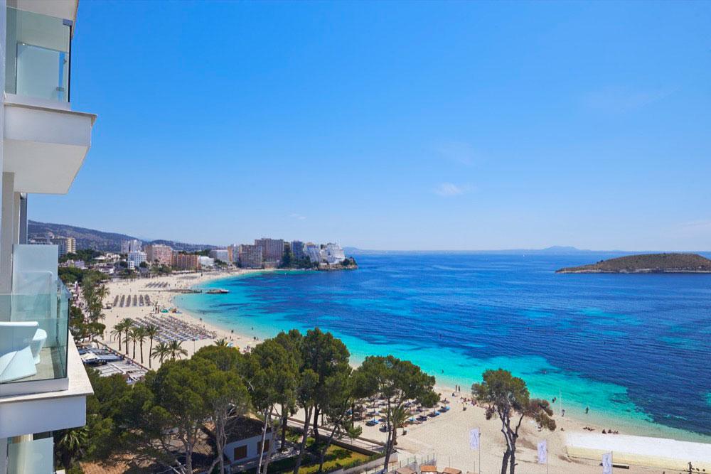 Hoteles con spa en magaluf espa a viajes el corte ingl s for Hoteles recomendados en madrid