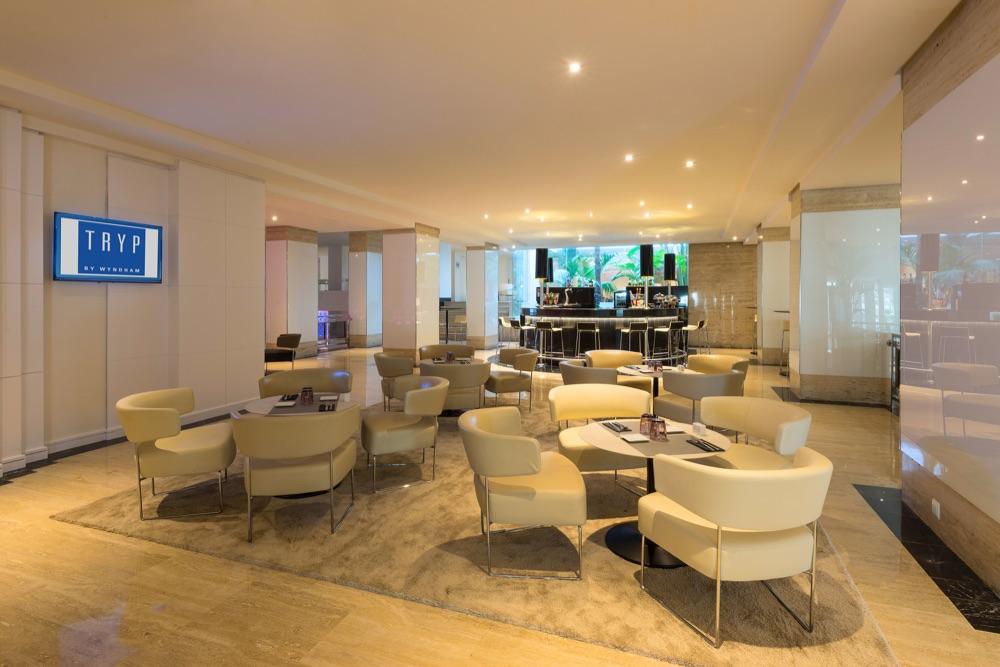 Tryp palma bellver hotel hotel en palma de mallorca for Hotel de diseno mallorca