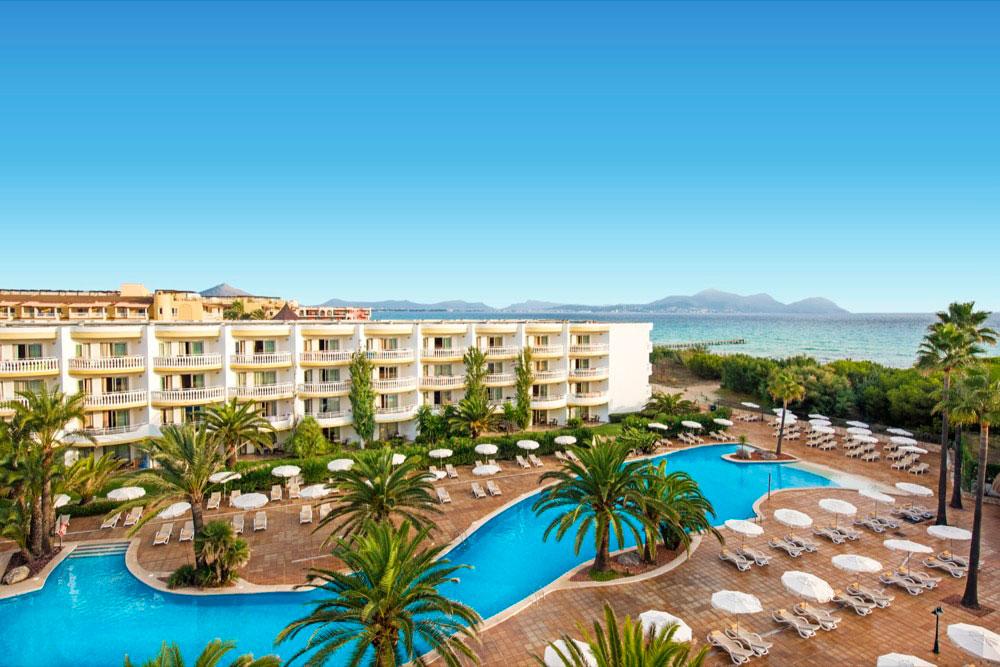 Iberostar albufera park hotel en playa de muro viajes for Habitacion familiar iberostar mallorca