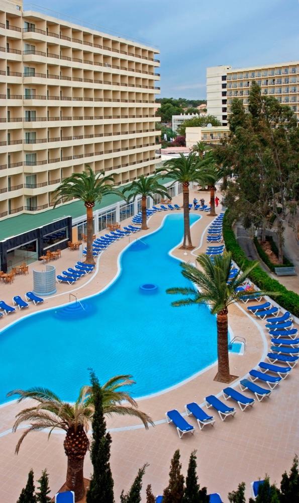 Sol Palmanova All Inclusive, hotel en Palma Nova - Viajes ...
