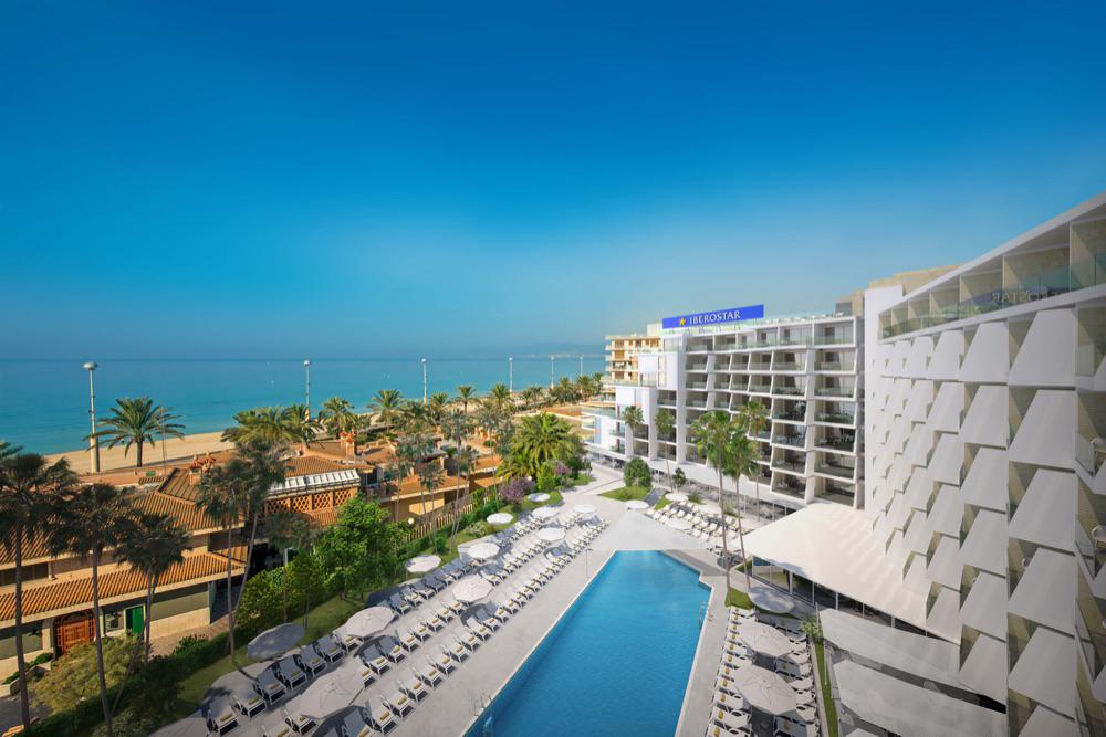 IBEROSTAR Playa De Palma, hotel en Playa De Palma - Viajes ...