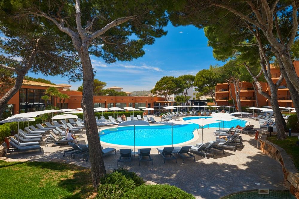 Protur Tur 243 Pins Hotel En Cala Rajada Viajes El Corte