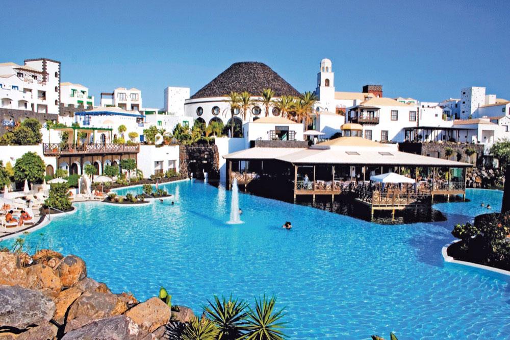 Hoteles con wifi gratis en playa blanca viajes el corte for Hoteles con habitaciones comunicadas playa