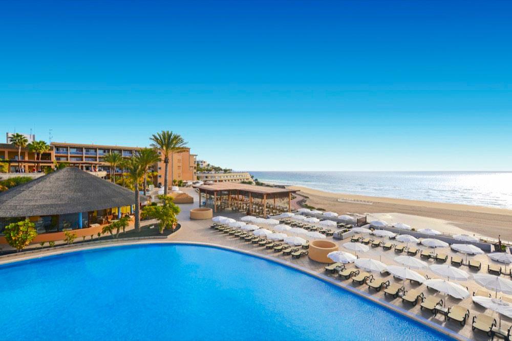 iberostar fuerteventura palace hotel en playa de jand a