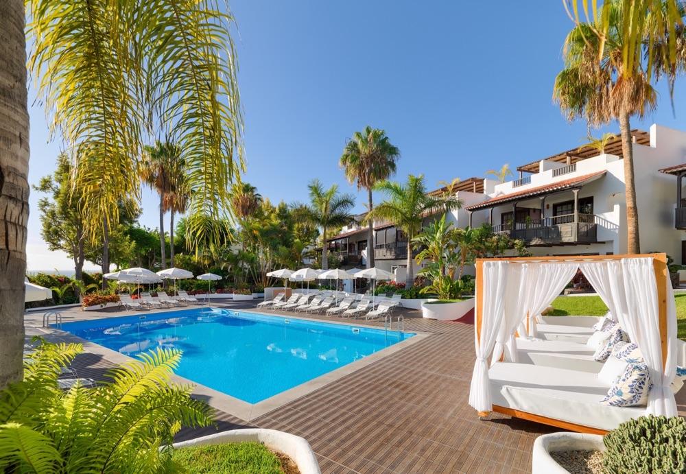 Hotel jard n tecina hotel en playa de santiago viajes for Hotel jardin tecina gomera