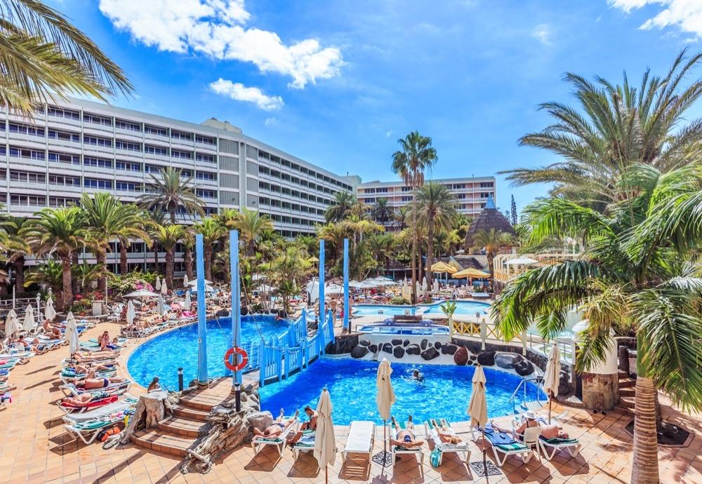 Ifa buenaventura hotel hotel en playa del ingl s viajes for Piscina playa del ingles