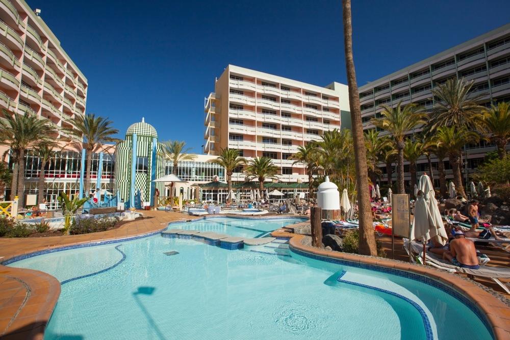 Ifa buenaventura hotel hotel en playa del ingl s viajes for Hoteles 4 estrellas gran canaria