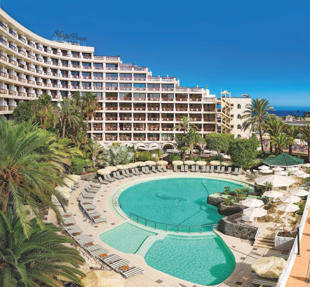 Hoteles seaside hotels en islas canarias espa a viajes - Hotel siete islas en madrid ...