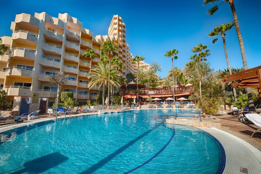 Ifa dunamar hotel hotel en playa del ingl s viajes el for Hoteles 4 estrellas gran canaria