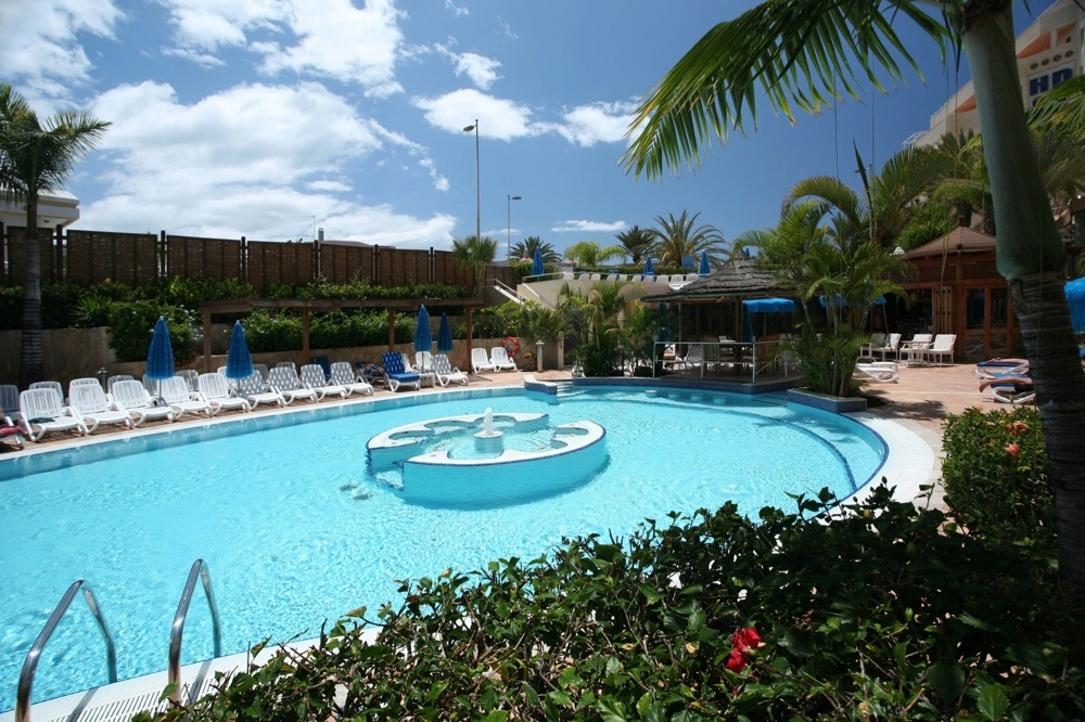 Ifa dunamar hotel hotel en playa del ingl s viajes el for Piscina playa del ingles