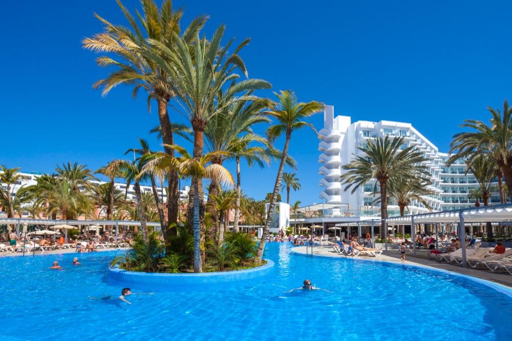 Clubhotel riu papayas hotel en playa del ingl s viajes el corte ingl s - Tumbonas gran canaria ...