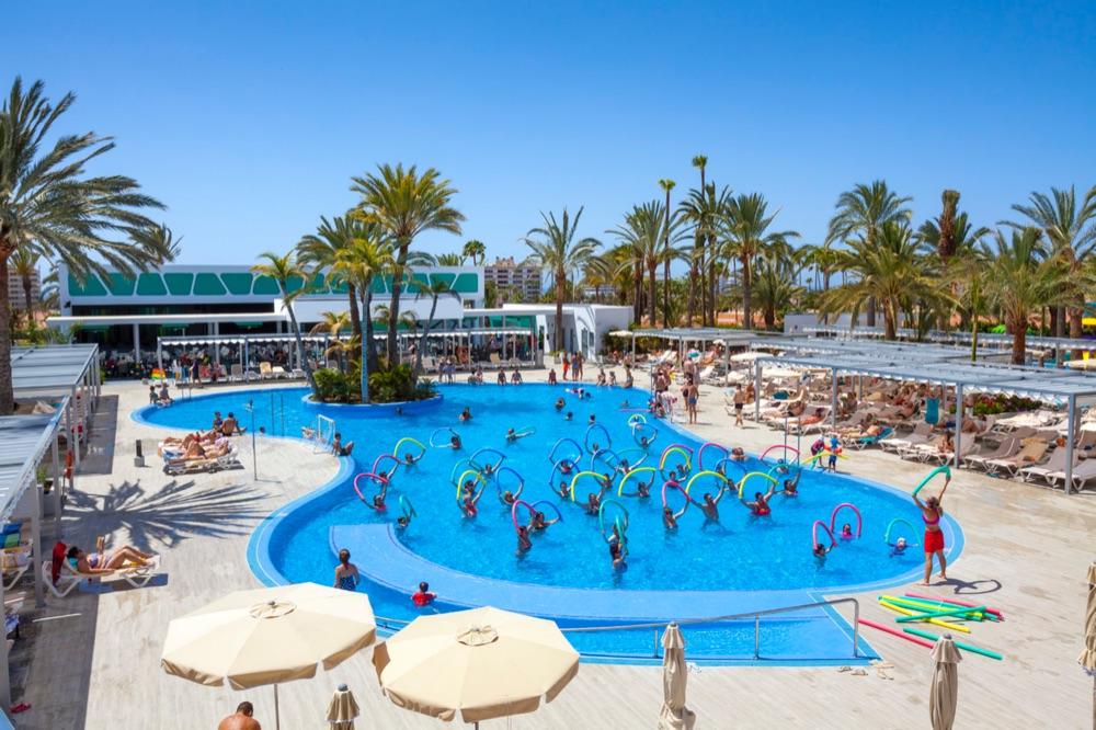 Clubhotel Riu Papayas Hotel En Playa Del Ingl 233 S Viajes