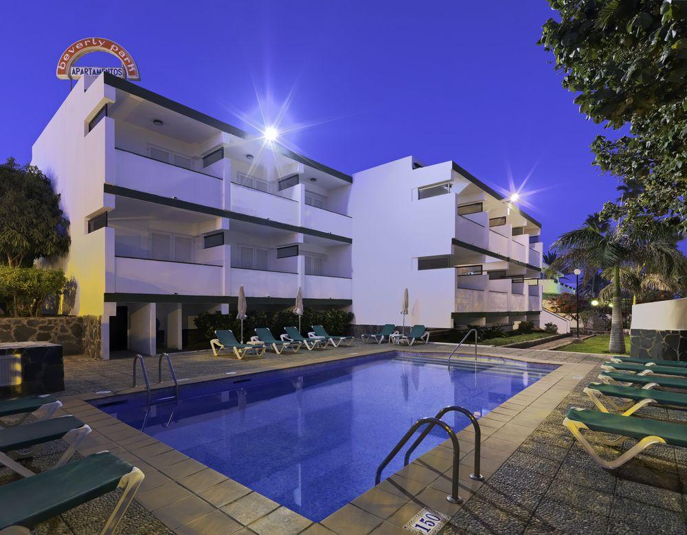 Beverly park hotel hotel en playa del ingl s viajes el for Piscina playa del ingles