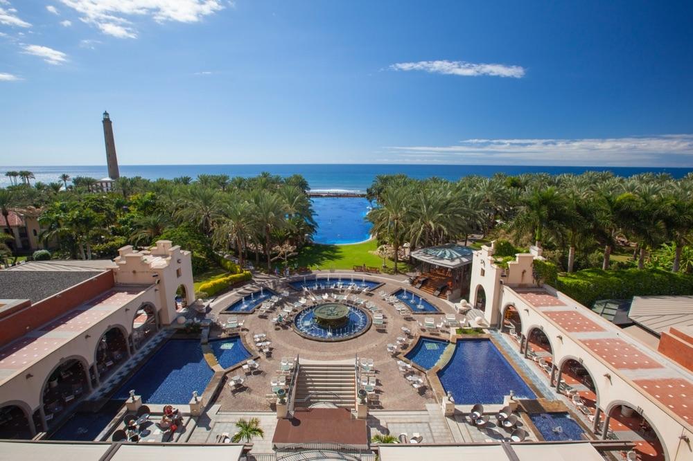 lopesan costa meloneras resort, spa & casino -