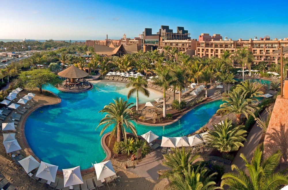 Lopesan Baobab Resort Hotel En Maspalomas Viajes El Corte Ingles