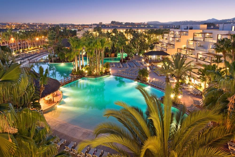 Hoteles 4 estrellas en maspalomas espa a viajes el corte for Piscina can drago precios 2017