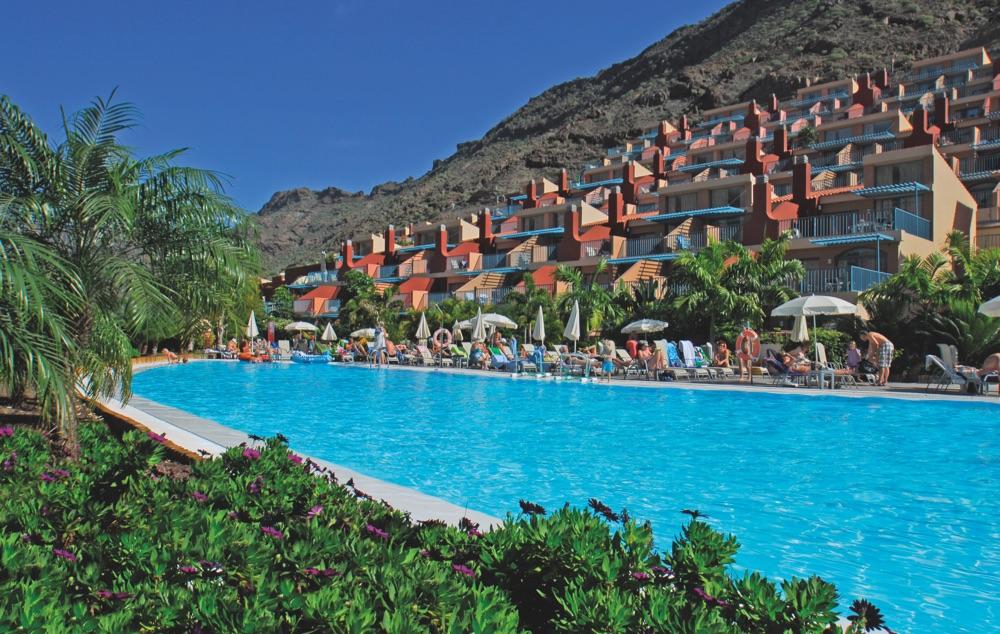 Cordial mogan valle hotel en puerto rico viajes el - Hotel siete islas en madrid ...
