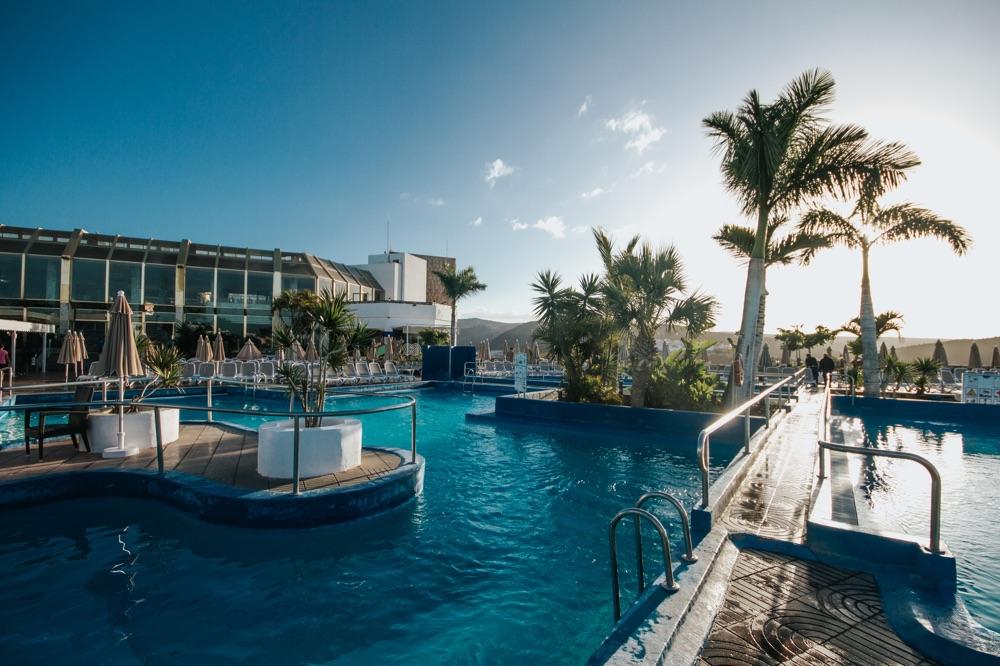 Hoteles con piscina para ni os en puerto rico espa a - Servatur puerto azul hotel ...