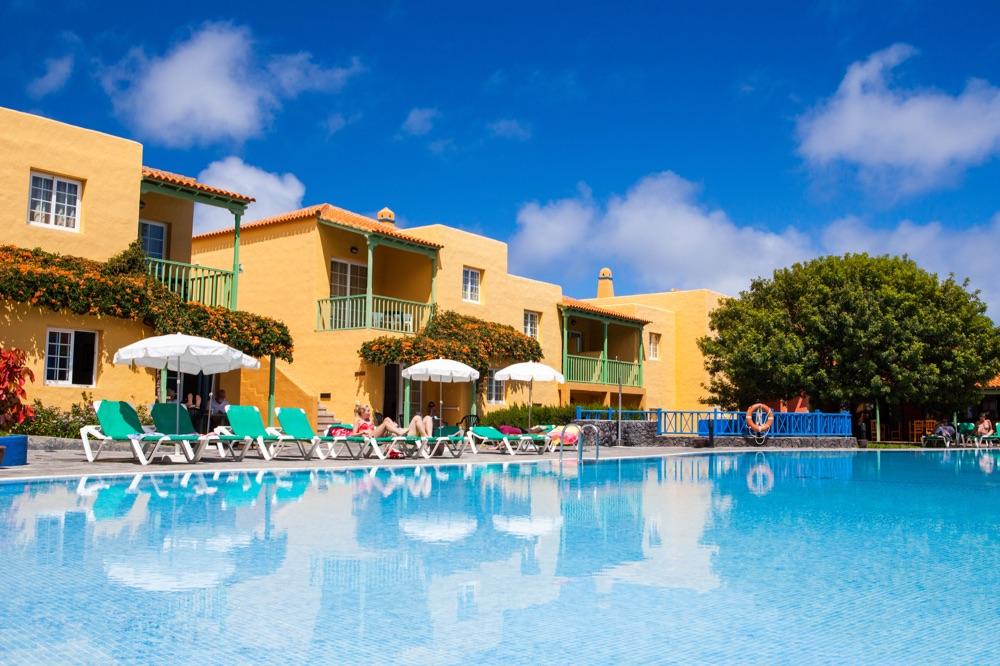Ofertas de hoteles en la palma isla espa a viajes el for Piscinas el corte ingles 2017