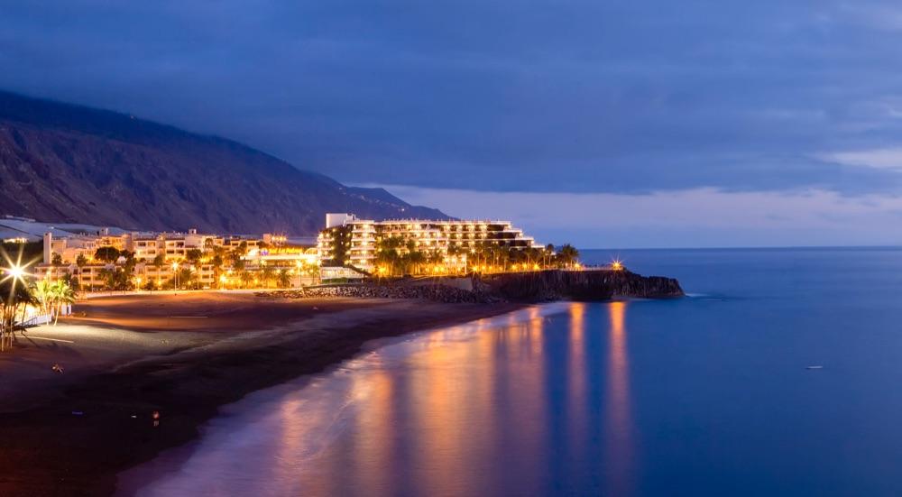 Sol la palma hotel en puerto naos viajes el corte ingl s - Sol la palma puerto naos ...