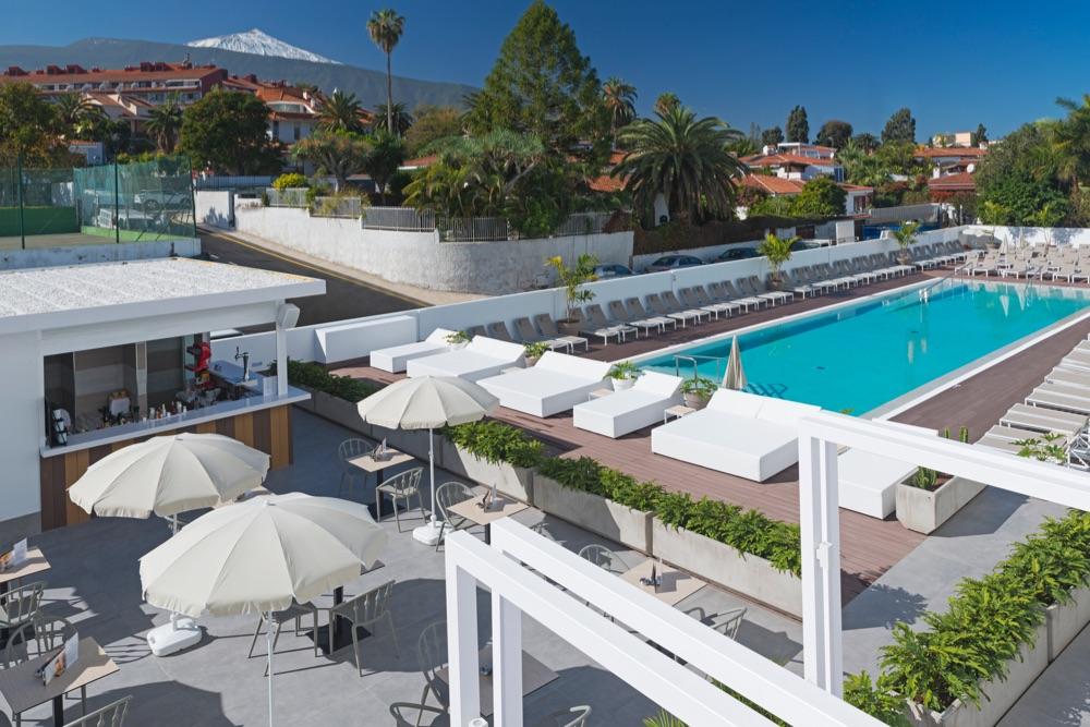 Hotel atlantic mirage suites spa hotel en puerto de la - Hoteles baratos en el puerto de la cruz ...