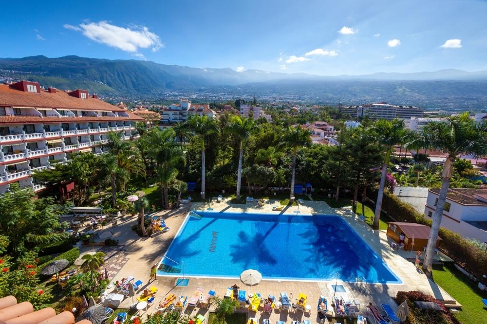 Apartamentos masaru hotel en puerto de la cruz viajes el corte ingl s - Vuelo mas hotel puerto de la cruz ...