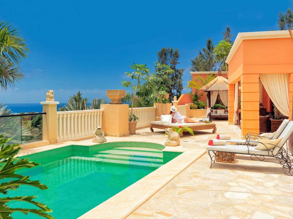 Royal garden villas spa hotel en costa adeje viajes for Piscinas el corte ingles 2017