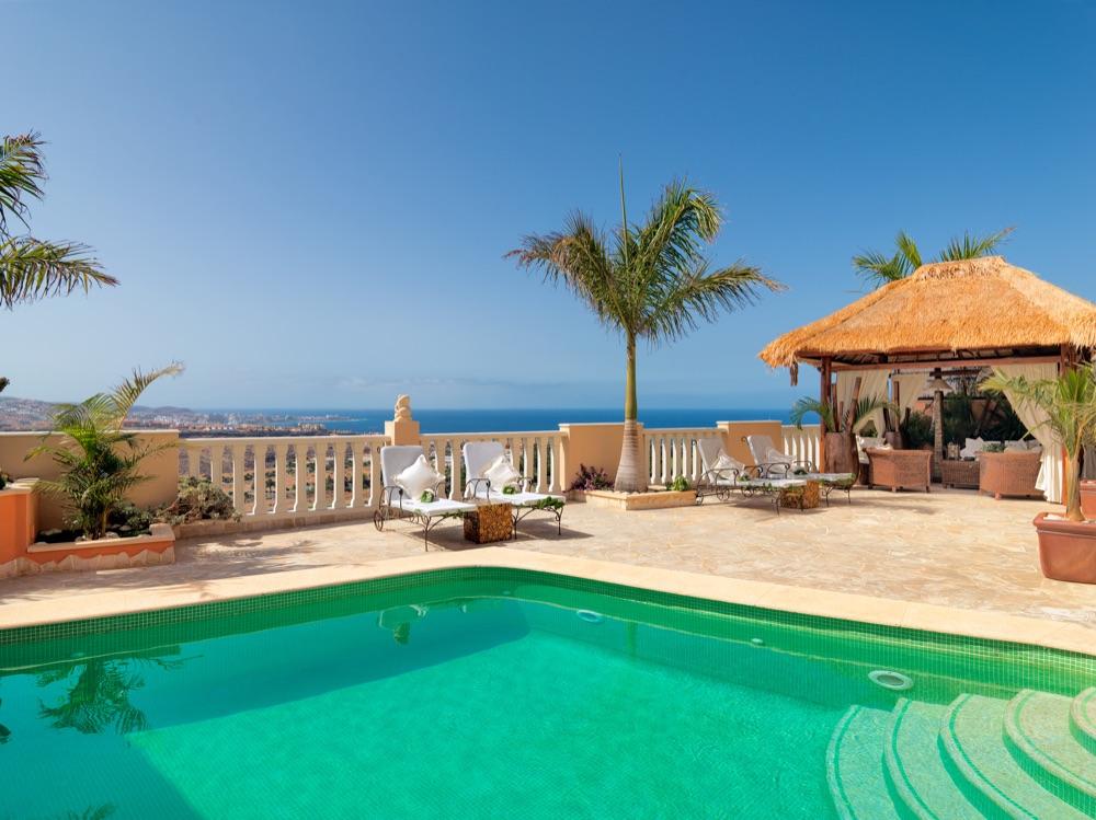 Royal Garden Villas Spa Hotel En Costa Adeje Viajes